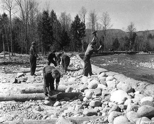 A Legacy of Forests and Parks: The Civilian Conservation Corps Image