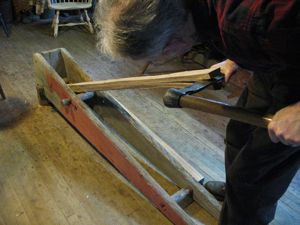 Rake And Splay How I Learned To Make A Windsor Chair