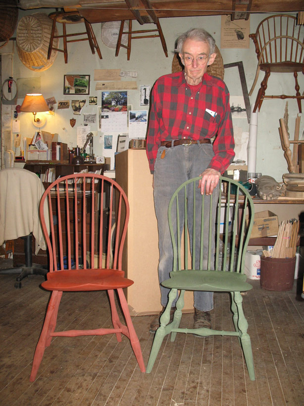 rake and splay how i learned to make a windsor chair autumn 2010