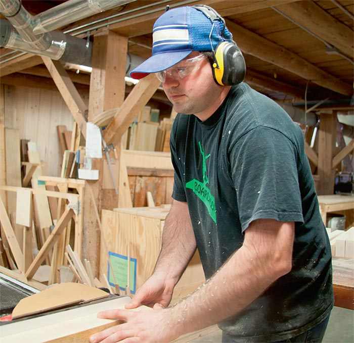 Woodworking Schools And Their Students Look To The Future
