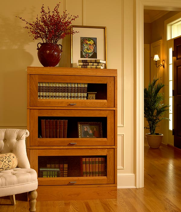 The Barrister Bookcase Was Hale S First Foray Into Home Furnishings Market Photo Courtesy Of Manufacturing