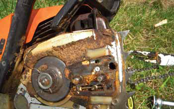 Tricks of the Trade: Basic Chainsaw Maintenance Image