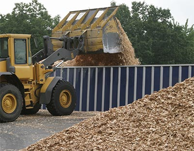 Lumber, Chips, and Sawdust: For Sawmills, There's No Such Thing as Waste Image