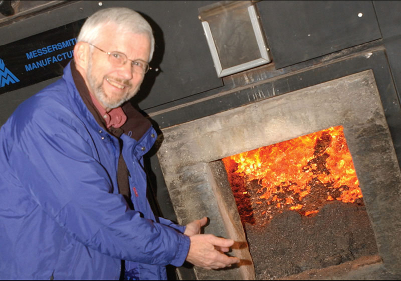 Wood chips keep school warm spring articles features