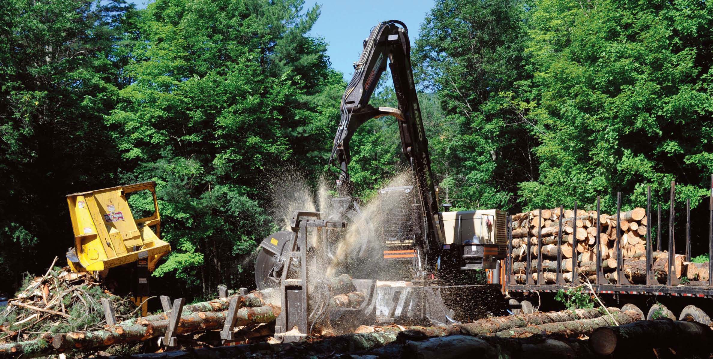 Three Logging Systems: Matching Equipment to the Job