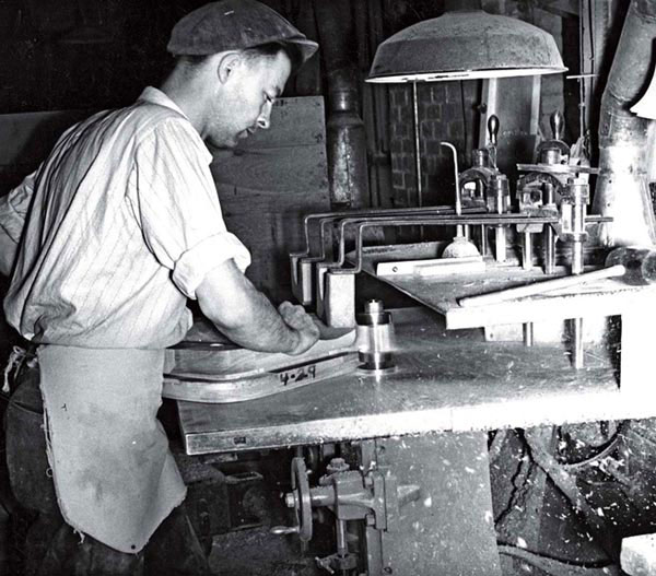 Cushman Furniture, Around 1950. Photo: The Collection Of The Fund For North  Bennington