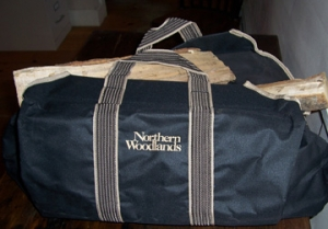 Northern Woodlands Log Carrier