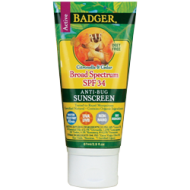 Anti-Bug SPF 34 Sunscreen